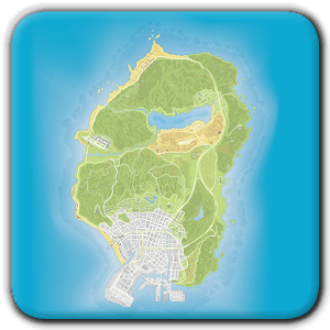 Unofficial Map For GTA 5 1.1.2
