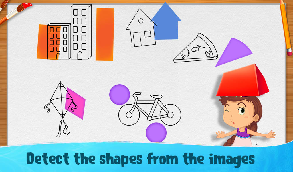 Toddlers Shape & Colors Fun