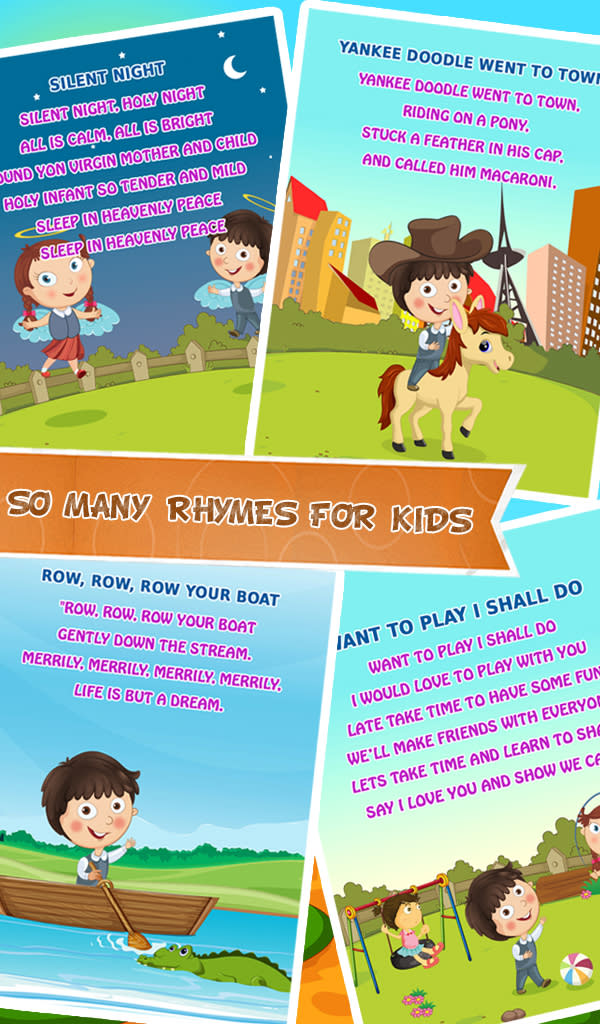 Kids Nursery Rhymes Fun