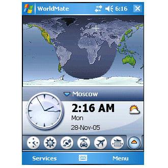WorldMate 2006