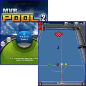 MGS Mobile VR Pool 2 (UIQ)