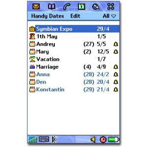 Handy Dates P800