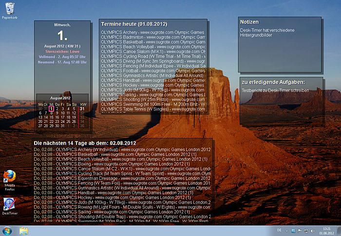 Desk Timer Download