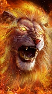 Roaring Lion Live Wallpaper