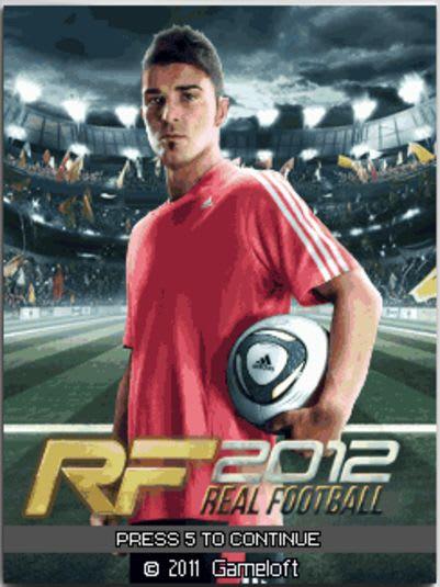 Real Soccer 2012