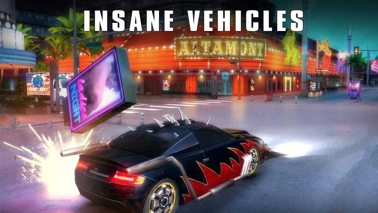 Game Gangstar Vegas - mafia game APK for Windows Phone