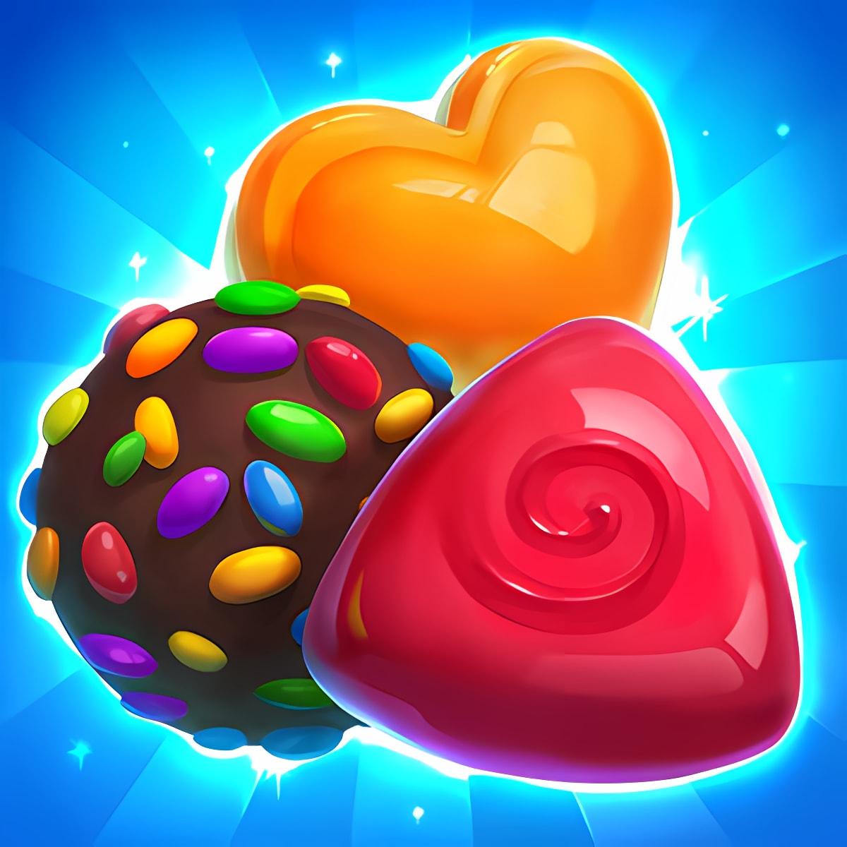Candy Lands:Lollipop Crush 1.0.5008