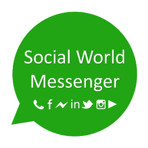 social-communication World Messenger Varies with device