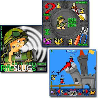 RifleSLUGs Game