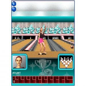 3D Ten Pin Bowling