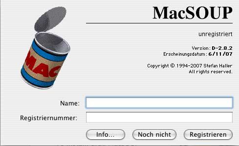 MacSoup