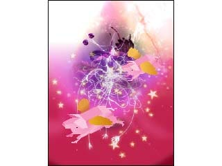 Flying Pig Flashlite Screensaver