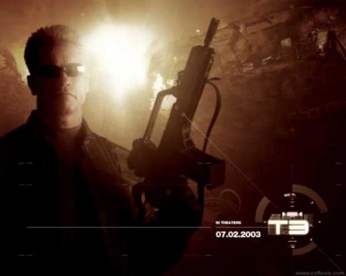 Terminator 3 Theme