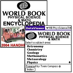World Book Physical Science & Math Encyclopedia 2004