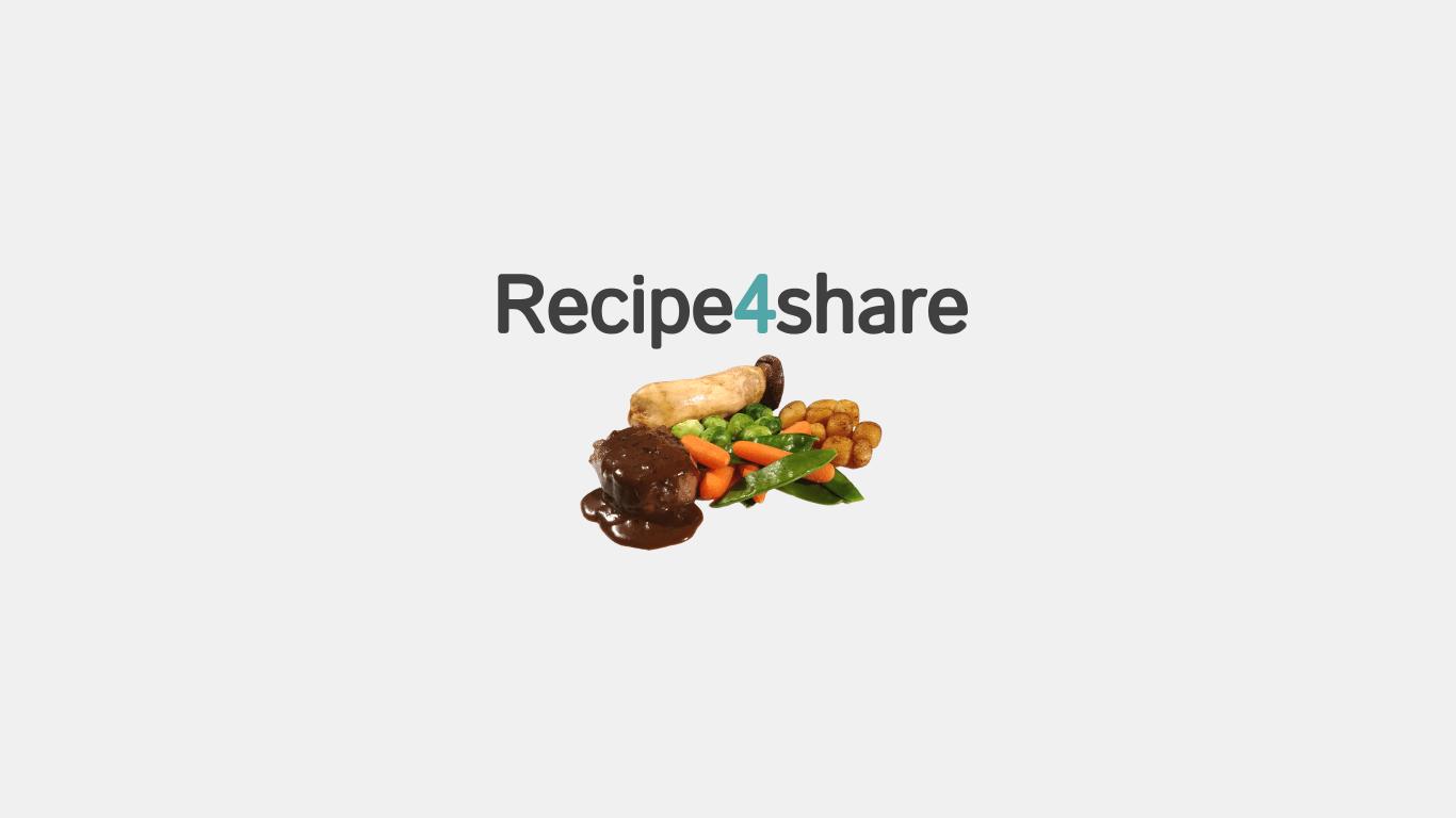 Recipe4share