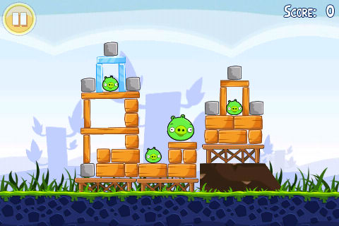 Angry birds for iphone download angry birds free is a taster version of the popular angry birds game for ios this free version of angry birds offers 15 playable levels not found in the voltagebd Choice Image