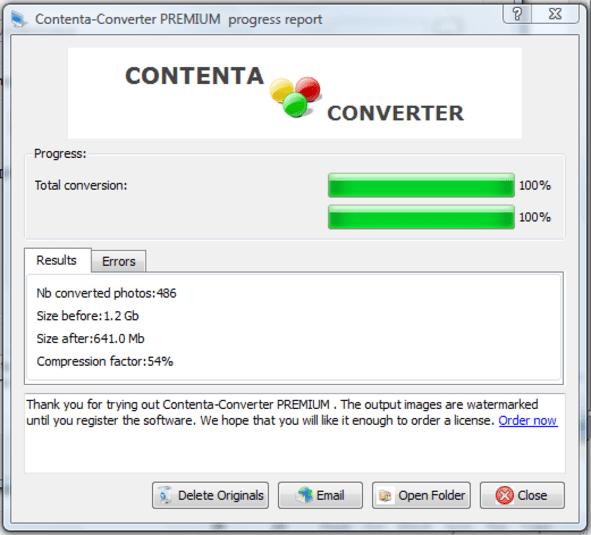 Contenta Converter Premium