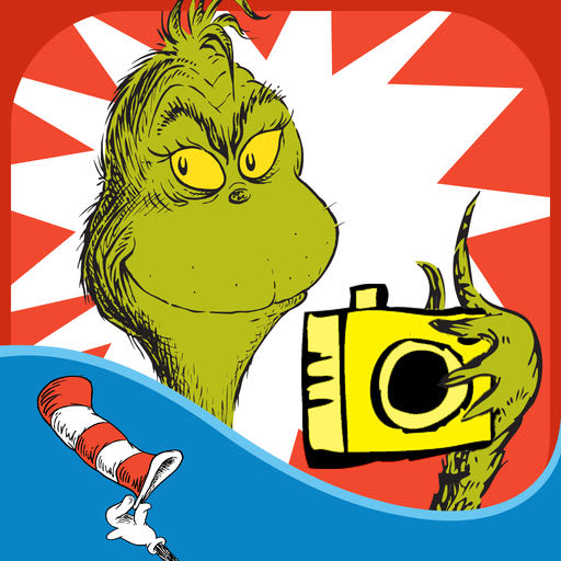 Dr. Seuss Camera - The Grinch Edition 1.5.5