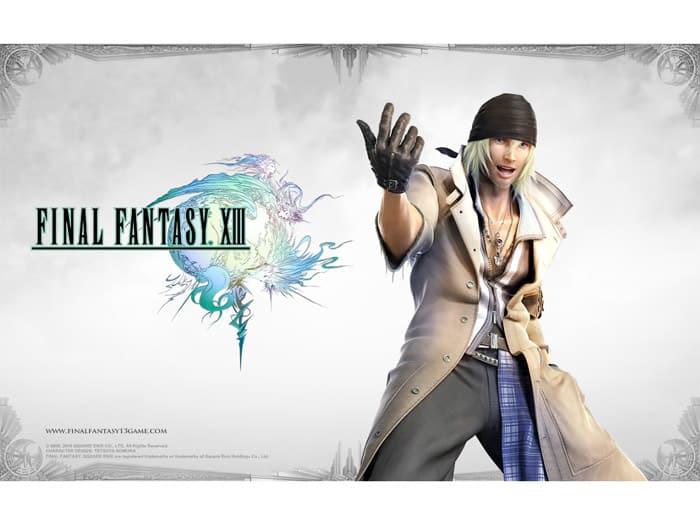 Final Fantasy 13 Bildschirmschoner