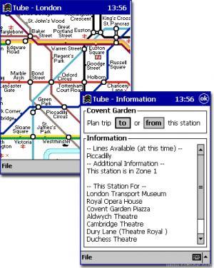 Tube London 2