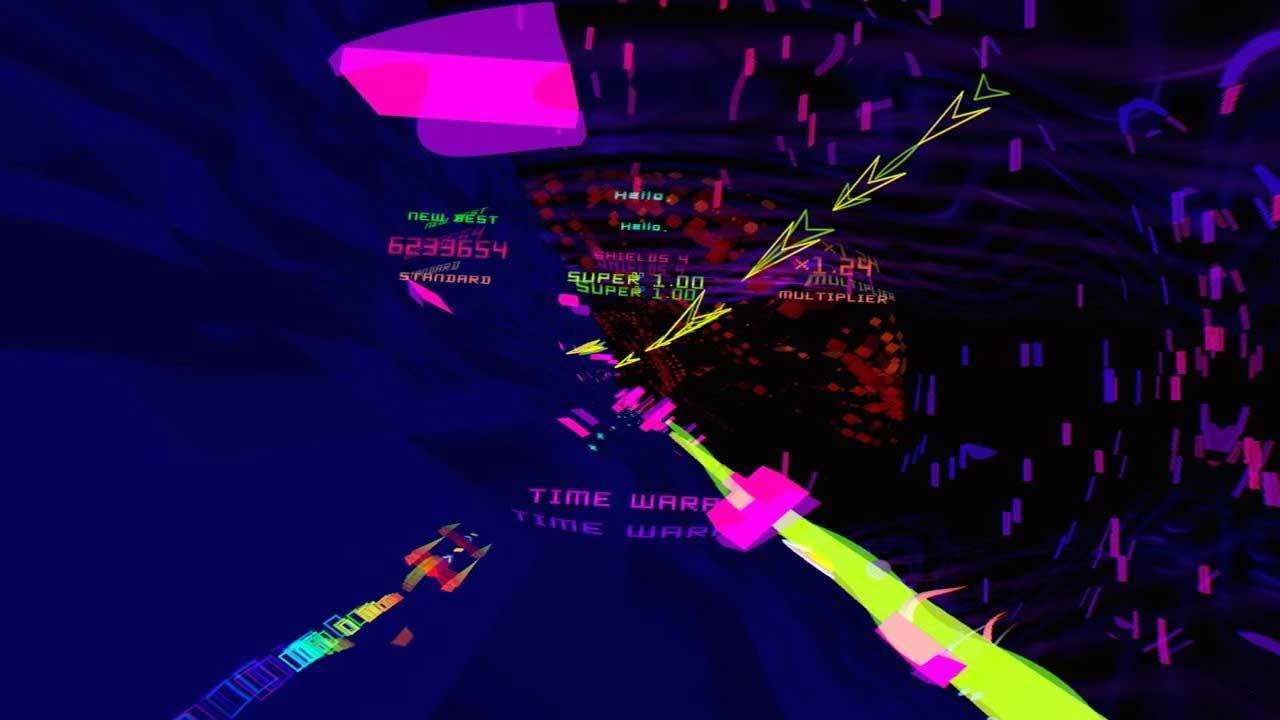 Polybius PS VR PS4