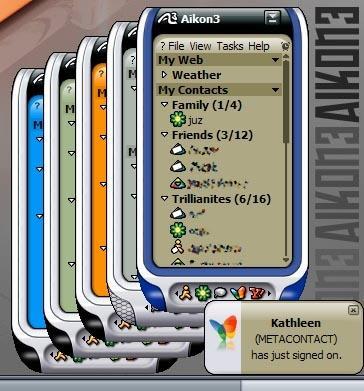 Aikon 3 (Trillian Skin)