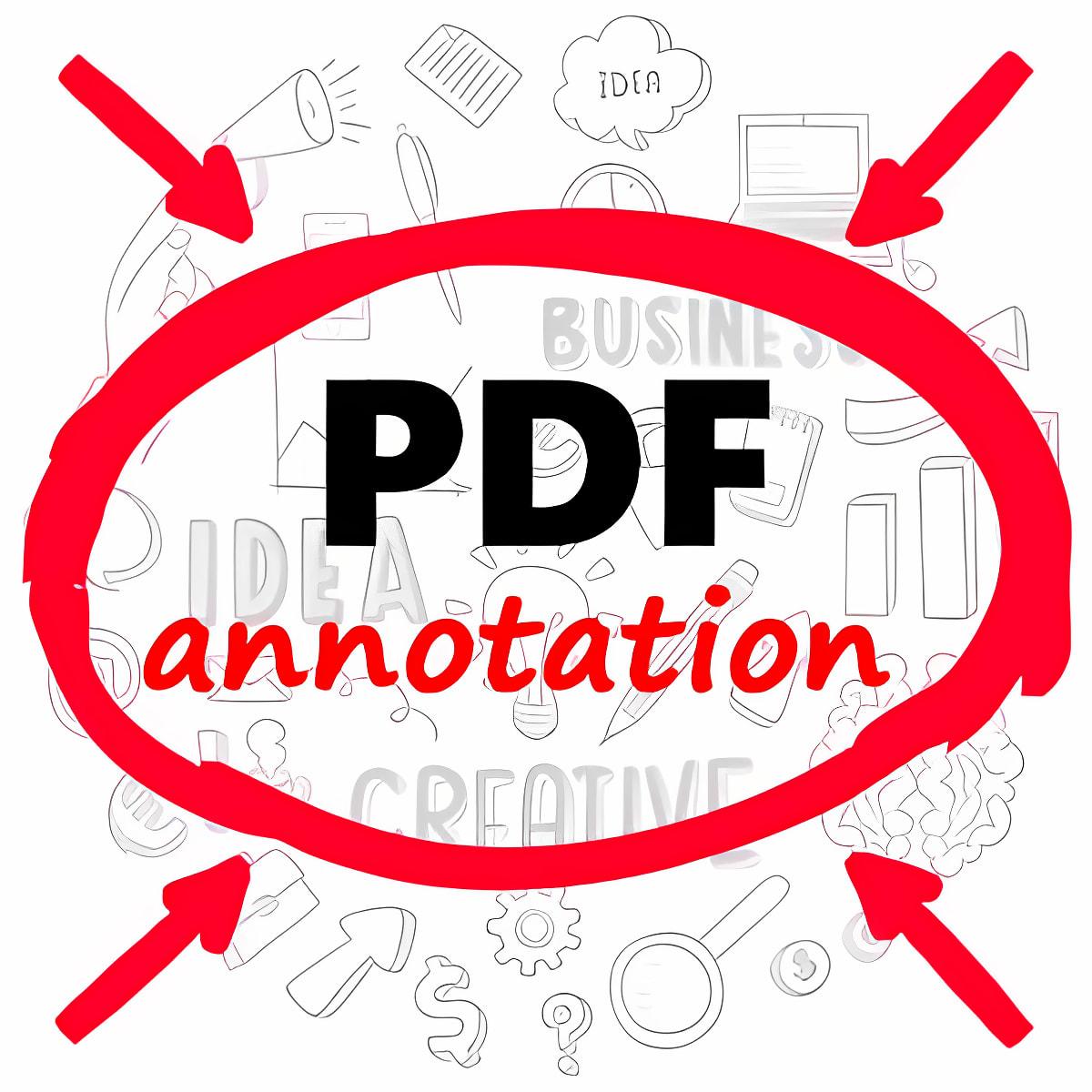 PDF Annotation 1.1.0.25