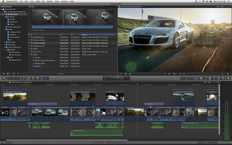 Final Cut Pro X For Mac - Download