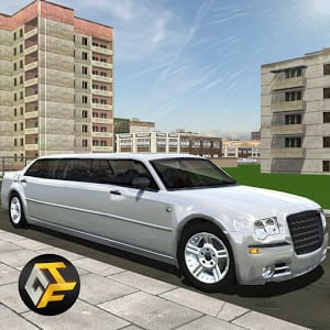 Big City Limo Car Driving 1.0