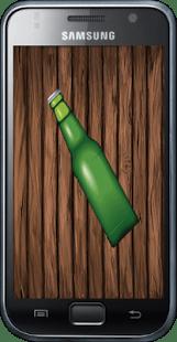 Botella de Spin Amor