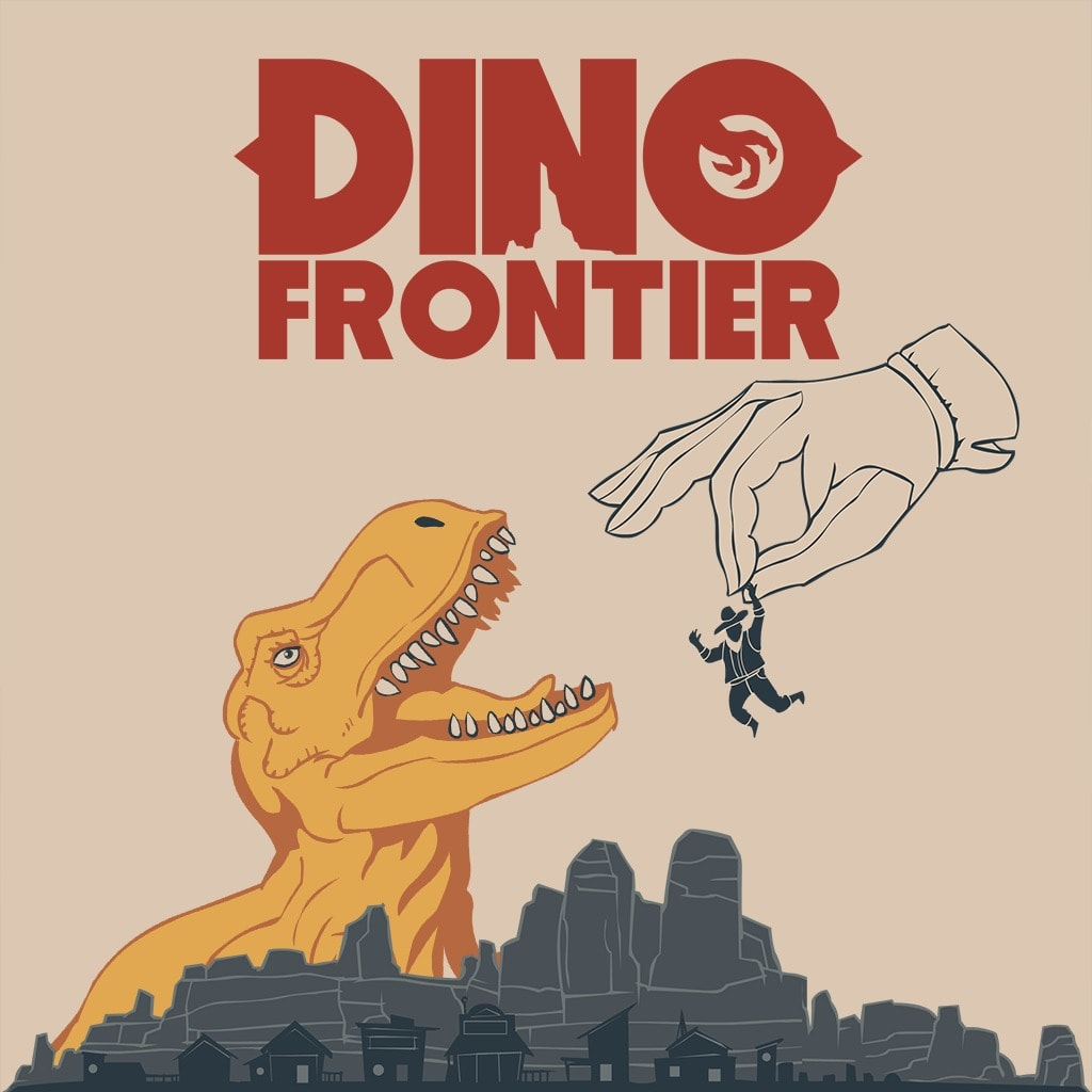 Dino Frontier PS VR PS4