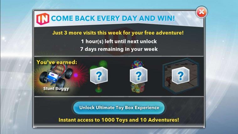 Disney Infinity: Toy Box für Windows 10