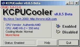 KCPUCooler
