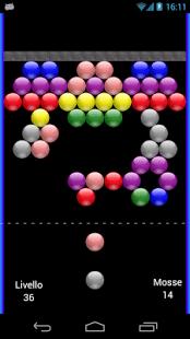 NR Shooter™ -burbujas de juego