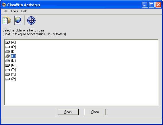 ClamWin Antivirus