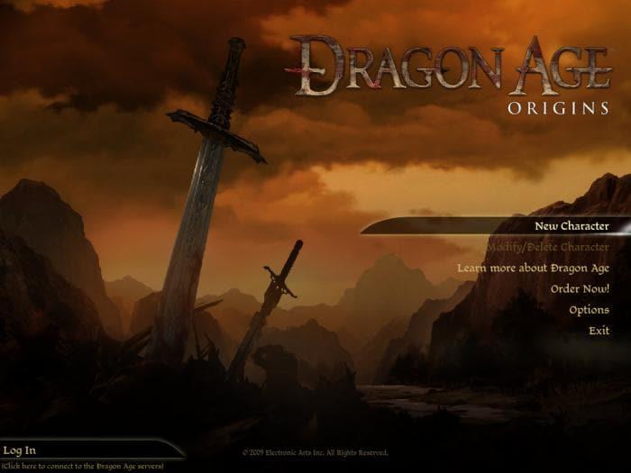 Dragon Age Origins Character Creator Download