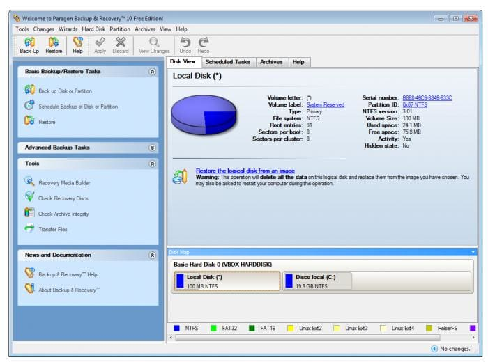Software to recover deleted files from hard disk