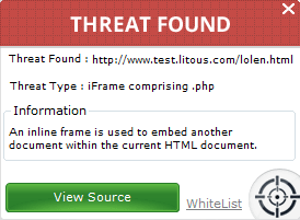 Malware Sniper