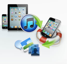 vibosoft iPhone/iPad/iPod Backup Extractor