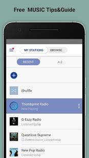 Free Pandora Radio Pro Guide
