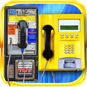 Pay Phone Simulator  Retro Public Phones FREE