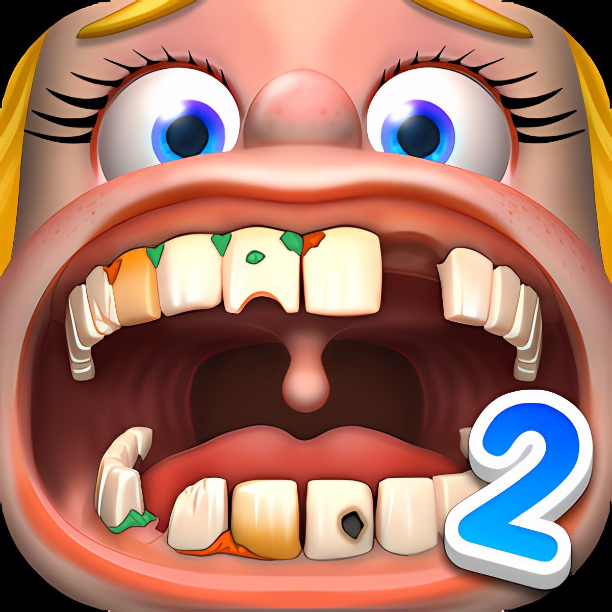 Crazy Dentist 2 Match 3 Game 1.0.0