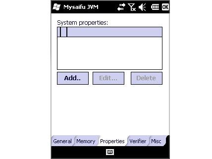 Mysaifu JVM