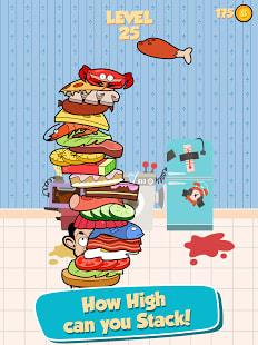 Mr Bean  Sandwich Stack