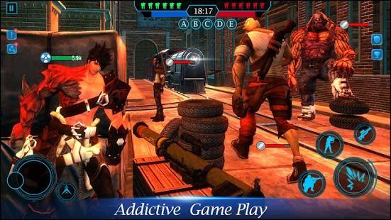 The Hunters  RPG Hero Battle Shooting