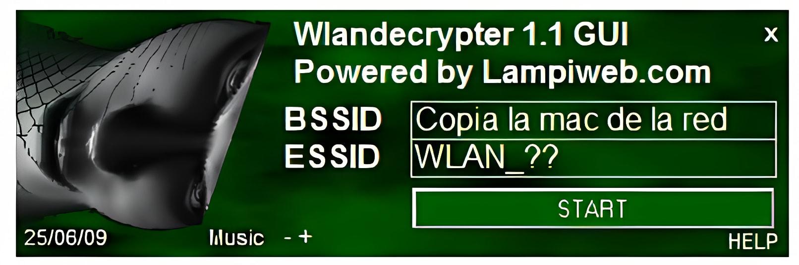 Wlandecrypter