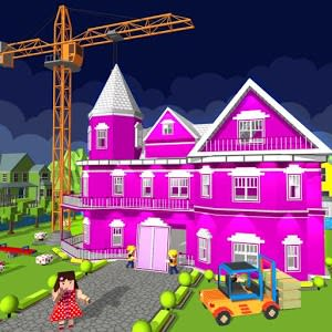 Doll House Design & Decoration 2: Girls House Game 1.0
