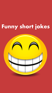 Funny short jokes