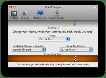 Dockchanger
