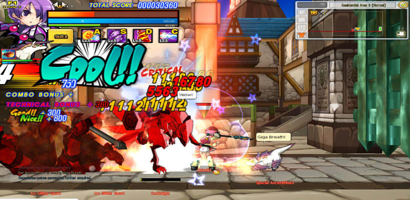 Elsword (North American market)